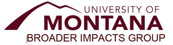 UM Broader Impacts Group Logo
