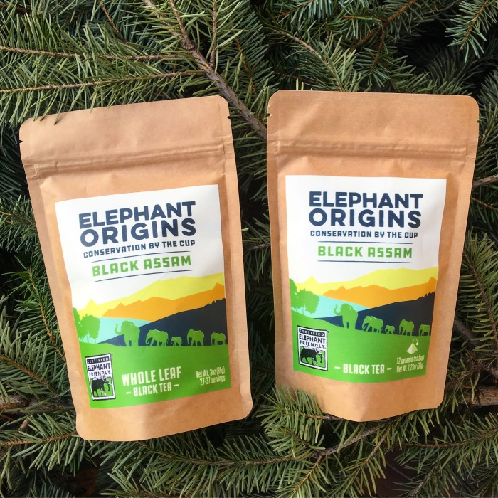 certified elephant friendly tea packs eo